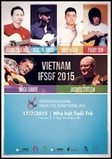 Le Festival international de guitare fingerstyle se tiendra en juillet à Hanoi