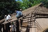 Nouvelle jeunesse pour les maisons cham du Musée d'ethnographie
