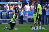 Avec la finale Juventus - Barcelone, le jeu reprend