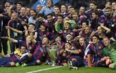 Ligue des champions : Messi couronné sans marquer