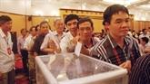 IXe congrès de l'Association des écrivains vietnamiens