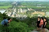 Plan directeur de développement de la zone touristique nationale Núi Sam