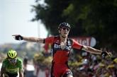 Tour de France : Van Avermaet devance Sagan à Rodez, Froome reste en jaune