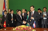 Réunion du groupe de travail commun Vietnam-Cambodge