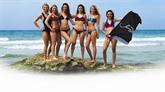 Une start-up française invente le bikini connecté au smartphone