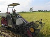 Mise en œuvre des mesures pour promouvoir la production agricole