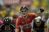 Tour de France : Greipel triple, Froome calme le jeu