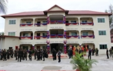 Le Cambodge inaugure des ouvrages financés par le Vietnam