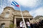 États-Unis et Cuba rouvrent leurs ambassades après une rupture d'un demi-siècle