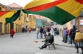 La ville minière de Potosi s'enfonce dans la crise