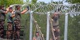 La barrière antimigrants sera installée d'ici fin août en Hongrie