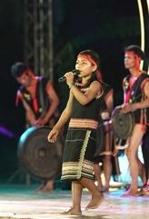Les ethnies Bahnar et Jrai au Festival international de la musique folklorique 2015 en Finlande