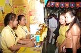 Ouverture de la Foire commerciale Vietnam-Laos 2015
