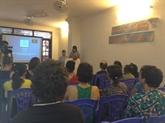 Un centre d'insertion professionnelle pour les déshérités à Hanoi