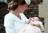La princesse Charlotte baptisée à Sandringham, comme Diana