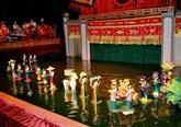 Les marionnettes sur l'eau du Vietnam présentées en Norvège