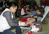 Soirée gala pour le don de sang