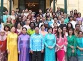 Création du Groupe des femmes de la Communauté de l'ASEAN à Hanoi