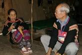 Deux légendes vivantes du folk du Tây Nguyên