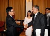Consultation politique Vietnam - Pakistan