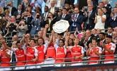 Community Shield : Wenger et Arsenal brisent la malédiction Mourinho