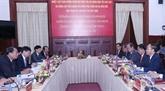 Coopération entre les Cours suprêmes du Vietnam et du Laos