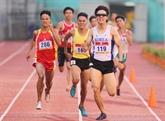 Clôture du Tournoi d'athlétisme international de Hô Chi Minh-Ville