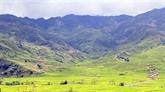 Création du Parc national de Du Già - plateau karstique de Dông Van