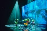 Ionah, premier spectacle en 3D à Hanoi