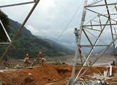 Six villages supplémentaires à Son La raccordés au réseau électrique