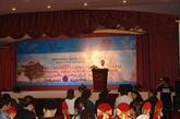 Atelier de formation professionnelle sur le tourisme à Hô Chi Minh-Ville