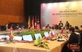 L'ASEAN veut l'élaboration rapide du Code de conduite