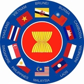 Cérémonie de lever du drapeau de l'ASEAN en Australie