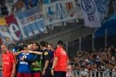 Marseille chute d'entrée, Monaco s'impose