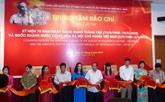 70 ans de la Fête nationale : inauguration d'un centre de presse à Hanoi