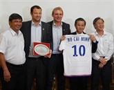 L'Olympique lyonnais projette de créer un centre de formation à Hô Chi Minh-Ville