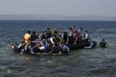 Manifestations pro-réfugiés à travers l'Europe, nouveaux records de migrants