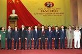 Le chef de l'État au XVIe Congrès du PCV pour Hoà Binh