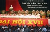 Le XVIIe Congrès du PCV pour la province de Khanh Hoà