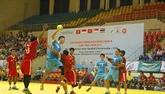 Ouverture du Championnat d'Asie du Sud-Est de hanball 2015