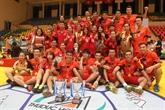 Le Vietnam, champion d'Asie du Sud-Est de handball