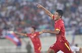 Football U19 : le Vietnam bat Hongkong