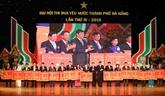 Dà Nang tient son IVe Congrès d'émulation patriotique