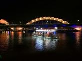 Les croisières fluviales toutes voiles dehors à Dà Nang
