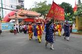 Ouverture de la Fête de Nghinh Ông à Vung Tàu