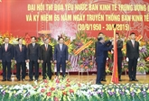 Le Congrès d'émulation patriotique de la Commission centrale de l'économie
