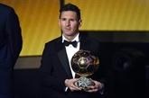 Ballon d'Or : un Messi cinq étoiles