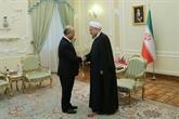 L'Iran dénonce de nouvelles sanctions américaines après l'accord sur le nucléaire