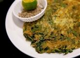 Omelette à l'armoise
