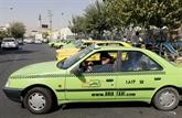 Téhéran, une capitale submergée par les taxis